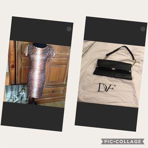 Bundle. Dvf n dress